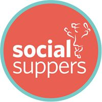 social suppers round logo