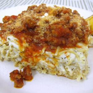 baked italian spaghetti meals to go
