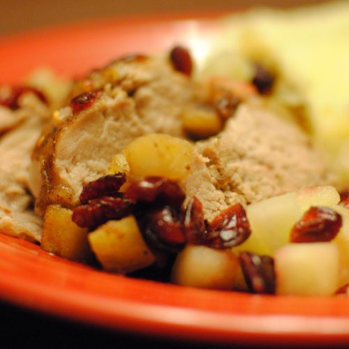 apple_cranberry_pork tenderloin family meals to go