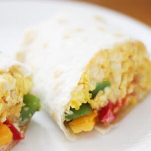 breakfast burritos to go